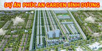 Dự án Phúc An Garden Bình Dương