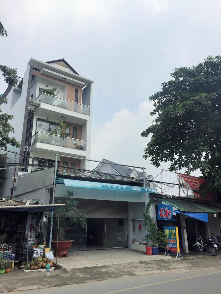 Bán nhà mặt tiền Nguyễn Thị Định, Cát Lái, Quận 2. TP Thủ Đức.