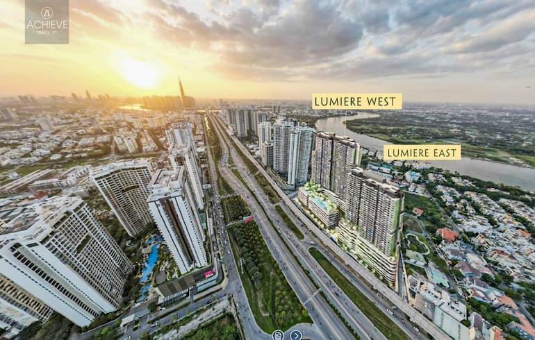 Tại sao chọn mua dự án Masteri Lumiere Riverside