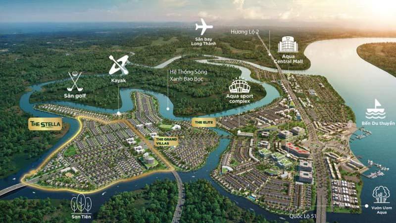 Lý do tại sao nên đầu tư dự án Aqua City