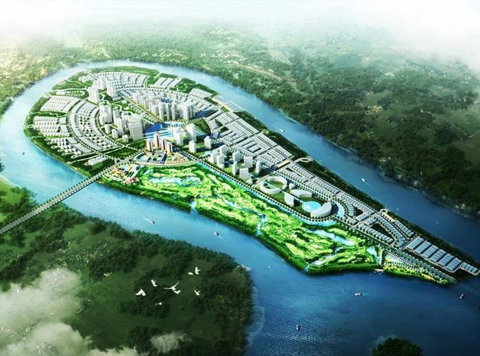 SwanBay Đảo Thượng Lưu