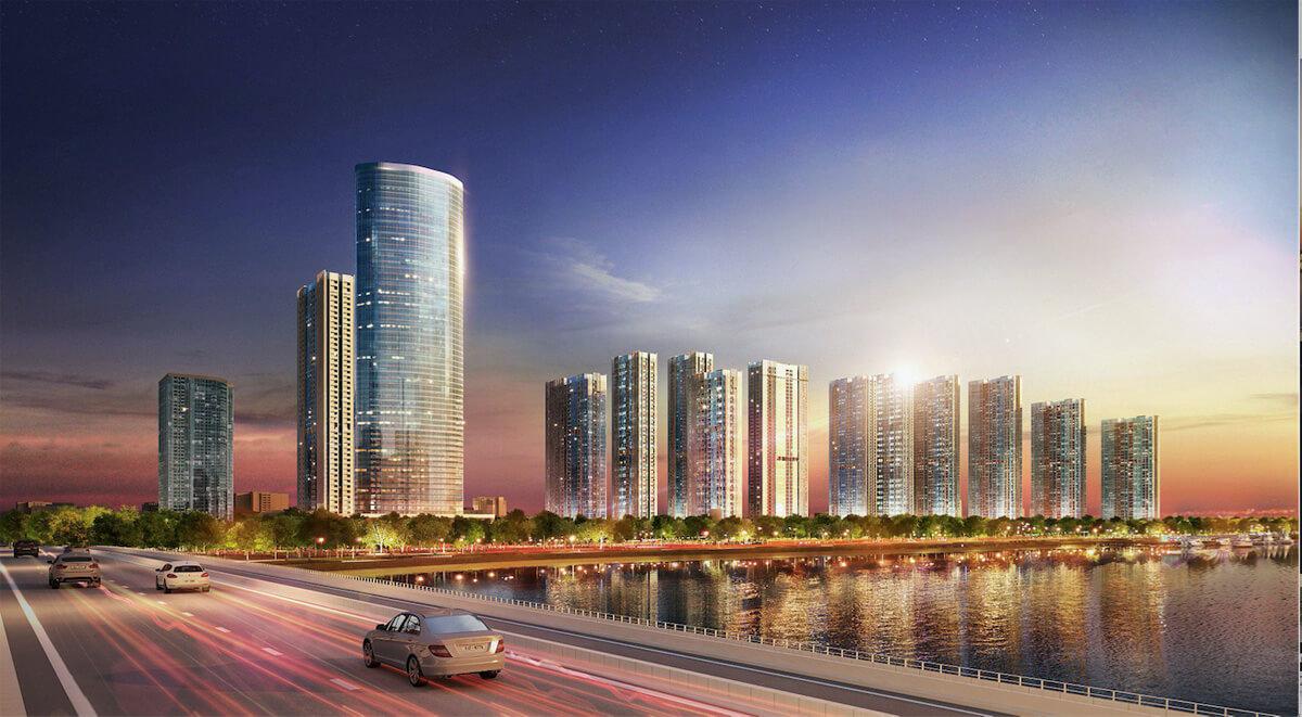 Dự án Grand Marina Saigon